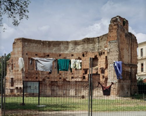 George Tatge | Il Colore del Caso, la mostra a cura di Carlo Sisi a Palazzo Fabroni di Pistoia