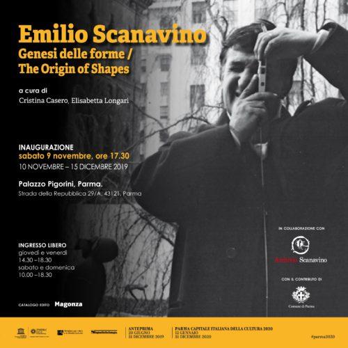 Genesi delle forme, la mostra di Emilio Scanavino a Palazzo Pigorini a Parma