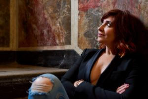 "Giuseppina Torre in concerto all'Auditorium ""Don Luigi Verde"" di Sorrento"