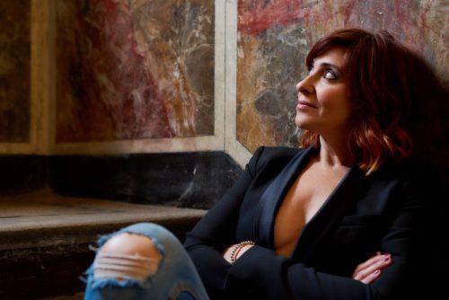 "Giuseppina Torre in concerto all'Auditorium ""Don Luigi Verde"" di Sorrento"