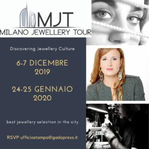 Tornano I Milano Jewellery Tour. Alla scoperta della Cultura del Gioiello