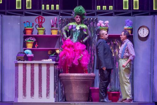 La piccola bottega degli orrori, lo spettacolo in scena al Sala Umberto di Roma