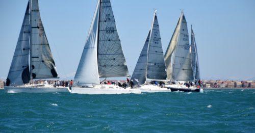 Prima regata per l'Invernale di Roma, Geex e Ummagumma dominano in ORC