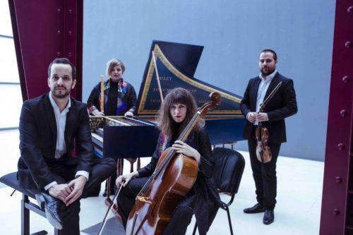 """L'ensemble """"L'Apothéose"""" @ Europa in musica 2019"""