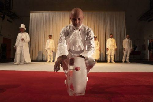Mangiafoco, lo spettacolo con Marco Vergani al Piccolo Teatro Studio Melato di Milano