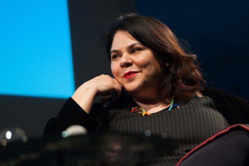 Io non odio: Michela Murgia all'Auditorium Parco della Musica di Roma