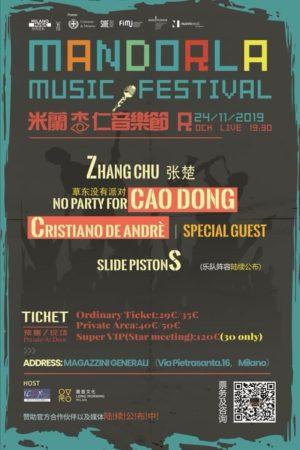 Mandorla Music Festival, è iniziato il conto alla rovescia