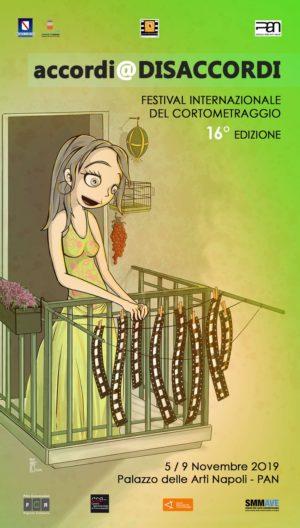 I Vincitori di accordi @ DISACCORDI. Festival Internazionale del Cortometraggio alla sua XVI edizione