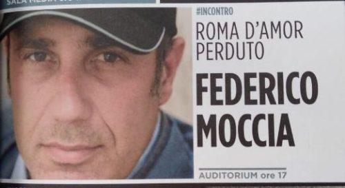 Federico Moccia e Alex Caminiti protagonisti al Macro Museo d'arte contemporanea di Roma