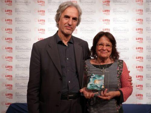 """LIFF6: Rean Mazzone e Anna Vinci a Lamezia per """"La mafia non è più quella di una volta"""""""
