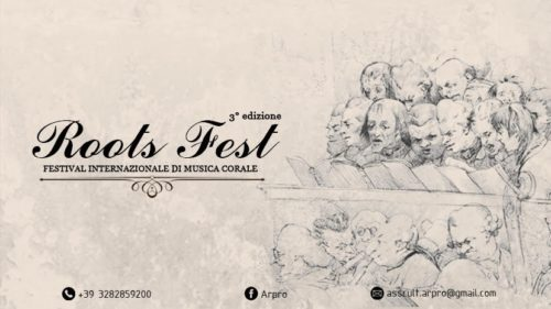 Festival Internazionale di Musica Corale Roots Fest