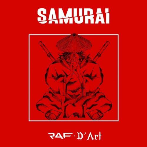 Samurai, il nuovo brano di RAF in duetto con Samuele Riefoli, in arte D'ART