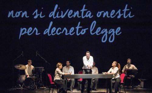 """""""Il palcoscenico della legalità"""" a Ravenna"""