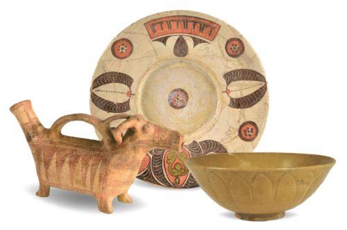Sulla via dell'Oriente. Al MIC ceramiche dal museo delle civiltà di Roma