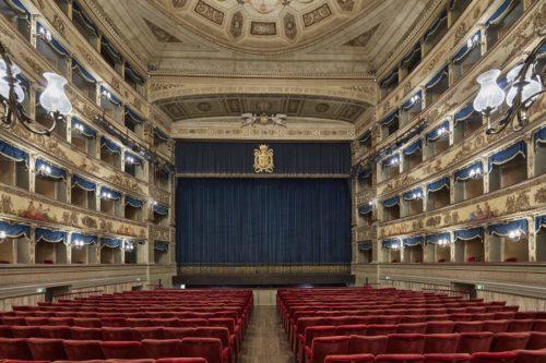 A scena aperta: un tesoro di teatro