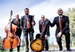 Museo del Sax, The Jazz Russell in concerto