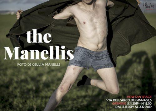 The Manellis, la mostra fotografica di Giulia Manelli a cura di Alice d'Amelia all'Howtan Space di Roma