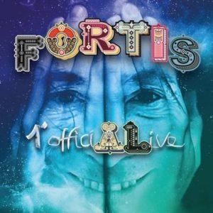 FORTIS 1° OfficiALive, il cofanetto celebrativo dei 40 anni di carriera di Alberto Fortis è nei negozi, digital store e sulle piattaforme streaming