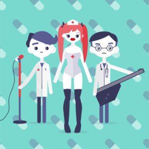 """Anticorpi online il video """"Lavastoviglie"""" il nuovo singolo della band virtuale"""