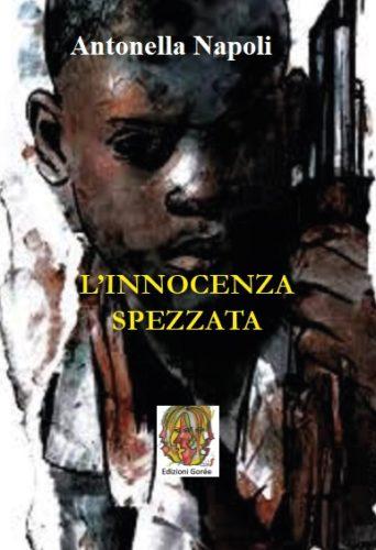 L'innocenza spezzata, il nuovo libro di Antonella Napoli