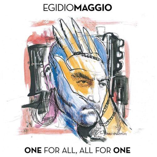 """""""One for all, all for one"""": prodotto da Officina Musicale il nuovo cd del chitarrista tarantino Egidio Maggio"""