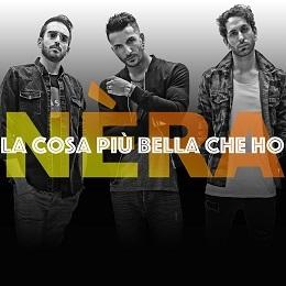 """""""La cosa più bella che ho"""" il singolo dei Nèra ha superato le 50mila visualizzazioni su YouTube"""