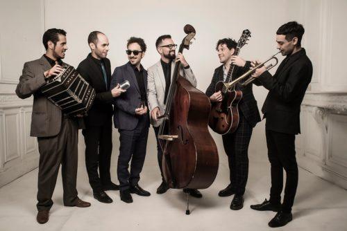 Milonga Popular Viejo Lavadero #specialedition con concerto Sexteto fantasma alla Ex Lavanderia di Roma
