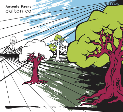 """""""Daltonico"""", il primo album di Antonio Paone"""