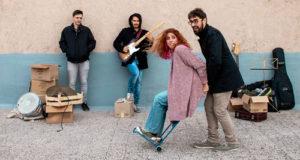 La terra sbatte, il nuovo singolo di Agnese Valle con La Piccola Orchestra di Tor Pignattara