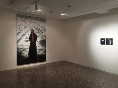Musica dipinta, finissage della mostra di Omar Galliani alla Fondazione Bevilacqua La Masa a Venezia