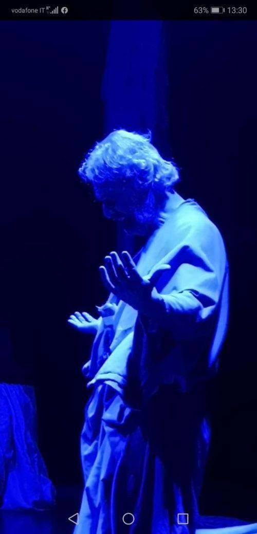 """""""Il Lupo D'Assisi"""", l'opera teatrale sulla figura di San Francesco con Amedeo de Paolis in scena al Teatro Tordinona di Roma"""