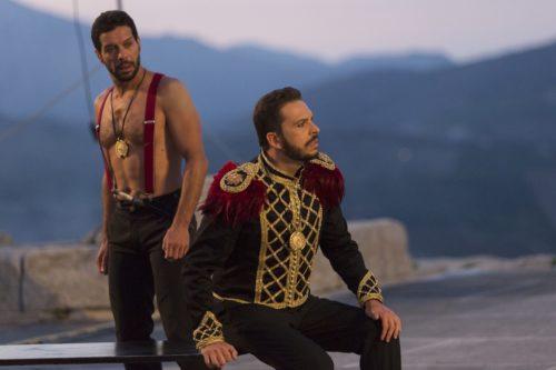 In scerna al Pacta Salone la prima milanese di Amleto da William Shakespeare con la regia di Clarizio Di Ciaula