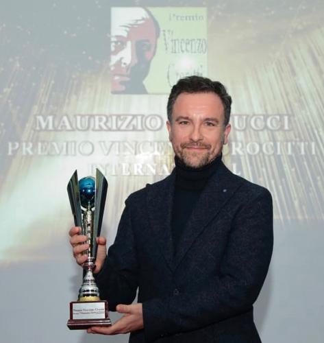 """Maurizio Bianucci prossimamente al cinema con """"L'amore a domicilio"""" insieme a Miriam Leone"""