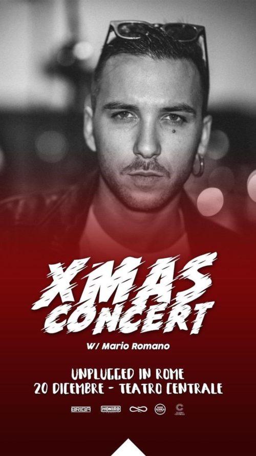 Briga torna nella sua Roma con Xmas Concert al Teatro Centrale di Roma