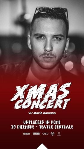Briga torna nella sua Roma con Xmas Concert al Teatro Centrale