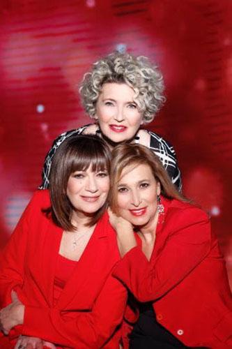 Cantautrici, a Roma in prima il trio Casale-Di Michele-Nava