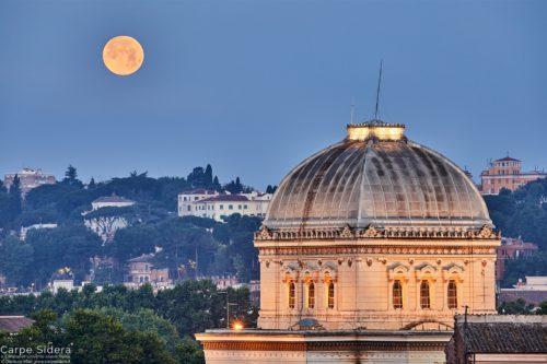 """""""Carpe Sidera. La meraviglia del cielo sulla bellezza di Roma"""", la mostra fotografica al Museo Civico di Zoologia"""