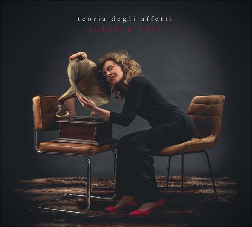 Teoria degli affetti è il nuovo progetto discografico della cantautrice Claudia Fofi