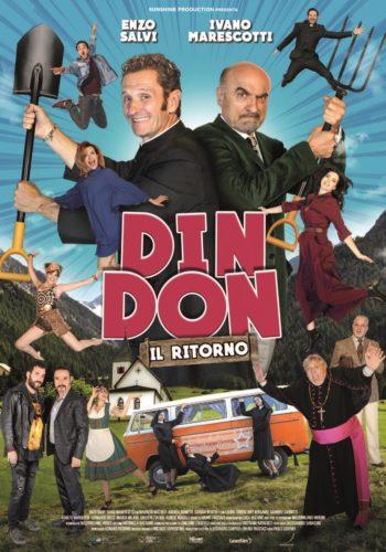 """""""Din Don, il ritorno"""": al cinema in Val di Sole il 9 e il 10 dicembre"""