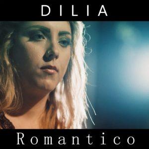 Romantico, primo singolo del progetto artistico dell'artista Dilia, il brano scritto da Francesco Gazze' e Francesco De Benedittis