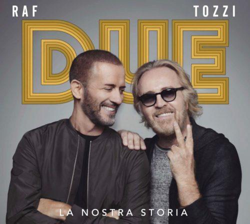 """""""Due, la nostra storia"""", l'album dal vivo di Raf e Umberto Tozzi con le registrazioni del tour nei palasport"""