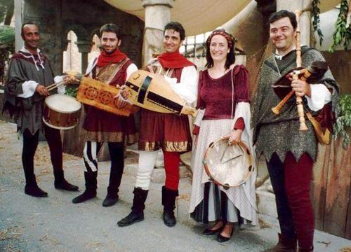 Calvinfesta: il concerto di musica medievale con il gruppo Histriones Carbij