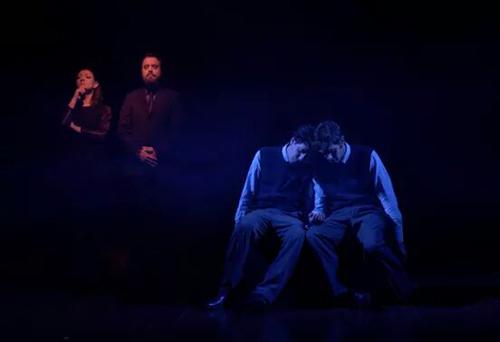 Esseremme la commedia nera e rock'n roll in scena al Teatro Basilica di Roma