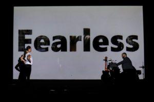 Chiara Becchimanzi torna a teatro con Fearless, l'originale Love&Sex Therapy