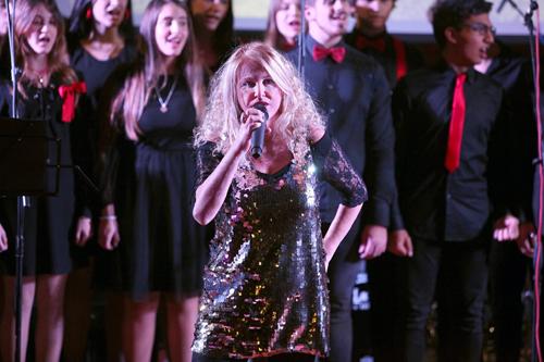 l Concerto di Natale di Italia Allegra è il più Pop della capitale