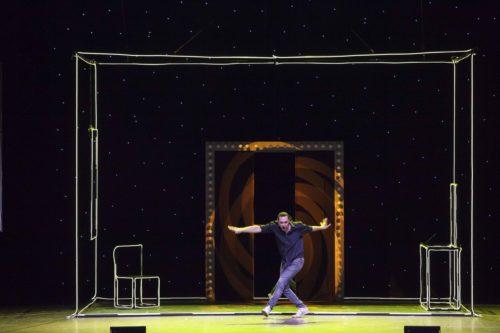 Giuseppe Giacobazzi con Noi – mille volti e una bugia al Teatro Alighieri di Ravenna