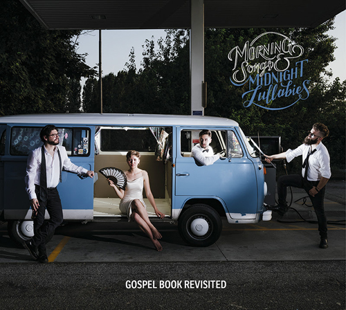 "I Gospel Book Revisited presentano ""Mine"" il nuovo video da ""Morning Songs & Midnight Lullabies"""