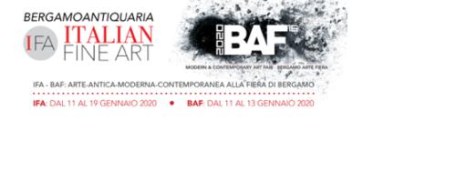 IFA e BAF 2020 un viaggio tra arte antica, moderna e contemporanea