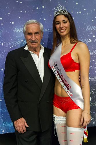 Giorgia Pepe è la nuova Miss Intimo 2019