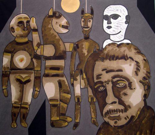 Inventario Pozzati – Per un omaggio della città di Bologna all'artista Concetto Pozzati